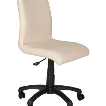 Safavieh Hal Desk Chair - White