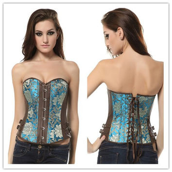 Waist Shaper Sexy Body Palace Slim Shaped Skinny Corset [4965316612]