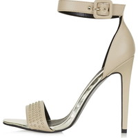 RACY Pinstud High Sandals - New In This Week - New In