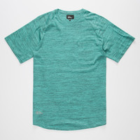 IMPERIAL MOTION Cellular Mens Pocket Tee | Solid & Stripe Tees