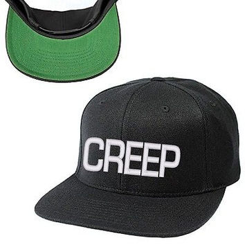 creep snapback creep beanie knit hat cap caps