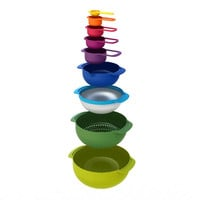 Nest Plus 9: 9-Piece Multi-Colored Set - A+R Store