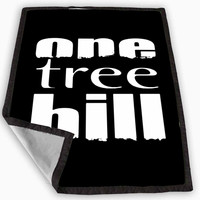 One Tree Hill Blanket for Kids Blanket, Fleece Blanket Cute and Awesome Blanket for your bedding, Blanket fleece **