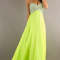 Beaded Strapless Prom Gown by Mori Lee,2013 Spring Prom Dresses