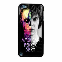 American Horror Story Tate Langdon Evan Peter iPod Touch 5th Generation Case