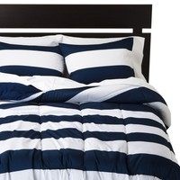 Room Essentials® Rugby Stripe Comforter