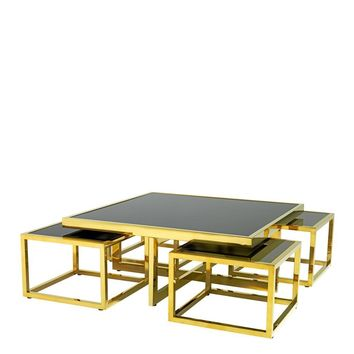Cubic Nesting Coffee Table | Eichholtz Monogram