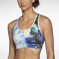 Nike Pro Hypercool Compression Aerial Women's Sports Bra - Obsidian