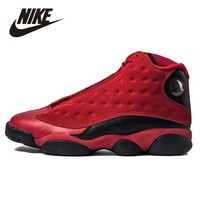 NIKE Original  New Arrival New Pattern Air Jordan 13 Basketball Shoes Super Light High Quality Comfortable