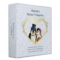 Penguin Wedding Recipe Treasures