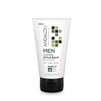 Andalou Naturals Style Balm, Men, Grooming - 4.2 Fz