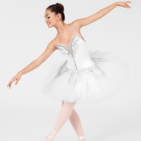 "Free Shipping - Adult ""Russian"" Style Adorned Tutu by CAMEO DANCEWEAR"