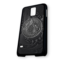assassin's creed logo join Samsung Galaxy S5 Case