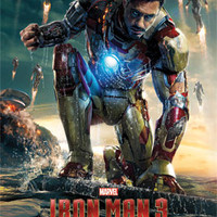 Iron Man 3 – One Sheet Movie Poster 22x34 RP5966  UPC017681059661