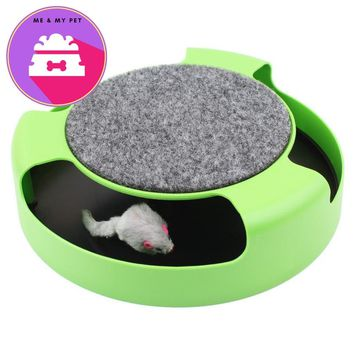 Moving Mouse Cat Toy