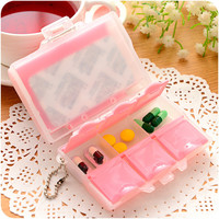Candy Sweets Double-layered Portable Cartoons Box = 4877833028