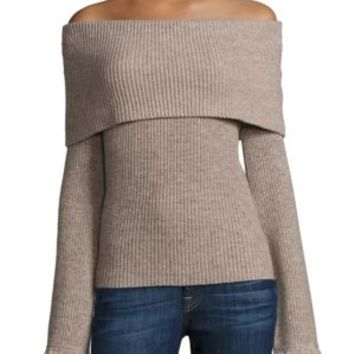 Generation Love - Eleanor Whipstitch Rib-Knit Sweater