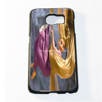 Tangled Princess Rapunzel Samsung Galaxy S6 and S6 Edge Case