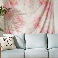Stephanie Corfree For DENY Watercolor Damask Tapestry - Urban Outfitters