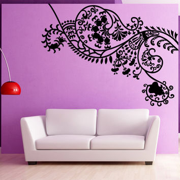 Vinyl Wall Decal Sticker Decorative Vines #5327