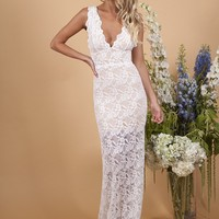 Perfect Plunge Gown