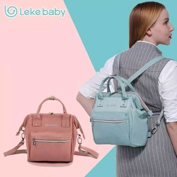 LekeBaby Backpack Style Diaper Bag - Various Sizes