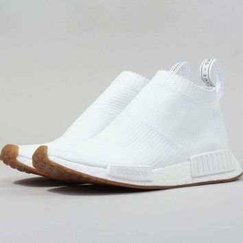 ADIDAS NMD US UK 3 4 5 6 7 8 9 10 11 12 CS1 CITY SOCK TRIPLE WHITE GUM PK BA7208