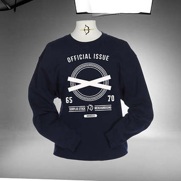 XO The Weeknd Sweatshirt Black, Maroon and Navy Color Unisex Sweatshirts