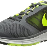 Nike Zoom Vomero 8 Men's Dark Gray/Volt Charcoal Running Shoes 580563 070