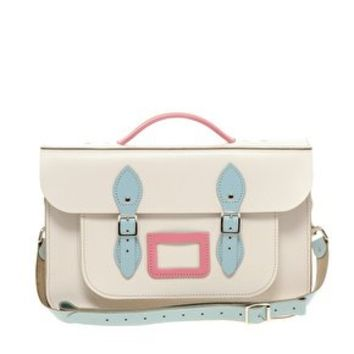 The Leather Satchel Company Large Leather 14