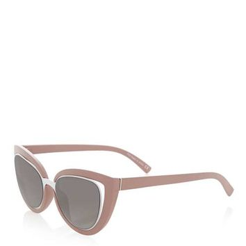 SASKIA Cateye Sunglasses - Sunglasses - Bags & Accessories
