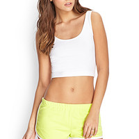 FOREVER 21 Sporty Dolphin Shorts