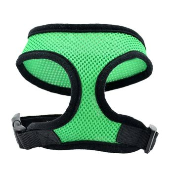 Dog Harness Vest Pet Safety Comfortable Breathable Mesh Collar Cat Puppy Vest Nylon Leash Dog Accessories Harness Dog Strap BS