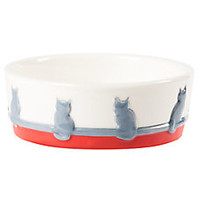 Whisker City® Cat Bowl