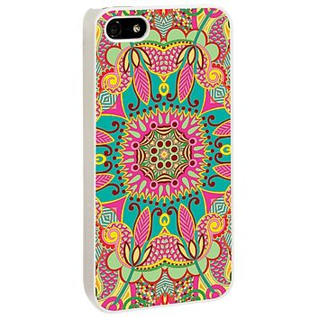 Brilliant Tribal for the Skinzy White iPhone 5/5S Case V3 by skinzy.com