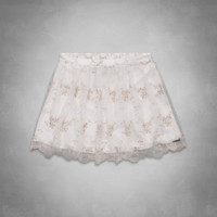 Megan Shine Skirt