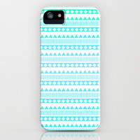 Aztec Sky iPhone & iPod Case by M Studio