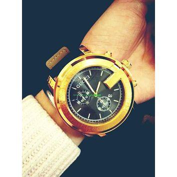 VSGIRLSS : GUCCI WATCH WOMEN MEN G FACE WATCH