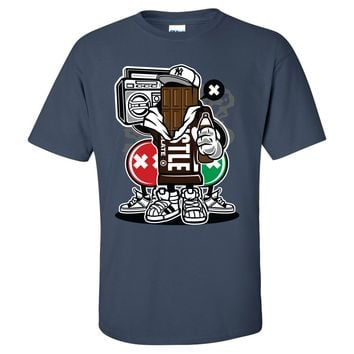 Chocolate Squad Mens/Unisex T Shirt