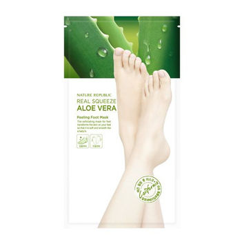 Foot & Nature Peeling Foot Mask