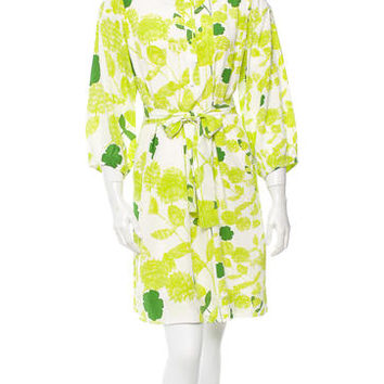 Diane von Furstenberg Julieta Silk Dress w/ Tags