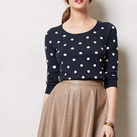 Dotted Darby Pullover