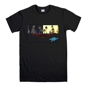 EAGLES HOTEL CALIFORNIA Men's T-Shirt