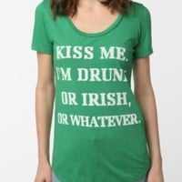 Truly Madly Deeply Kiss Me Tee