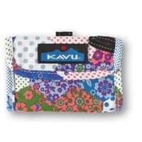 "KAVU Wally Wallet ""Counter Candy"" Wallet"