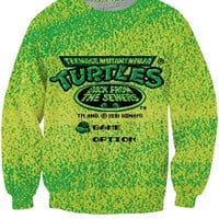 Teenage Mutant Ninja Turtles Crewneck Sweatshirt