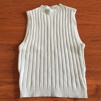 American apparel sweater vest