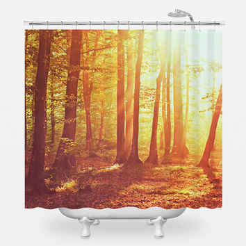My Sylvan Paradise Shower Curtain