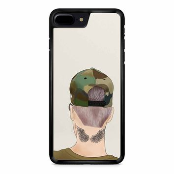 Justin Bieber Drawing iPhone 8 Plus Case
