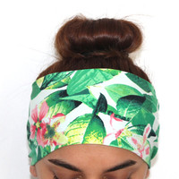 tropical headbands,yoga hairband, headbands,Pilates headbands,headbands,yoga headbands